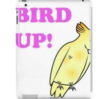 Bird UP iPad Case/Skin