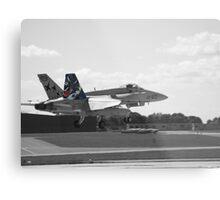 Spanish Air Force F18 Metal Print