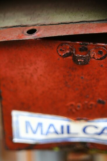 You have mail by Philip Werner