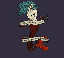 Mermaids Don't Lose Sleep Over the Opinions of Shrimp Tank Top