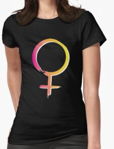 80s Woman/Female Symbol T-Shirt