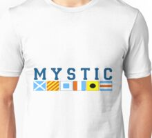 Mystic - Connecticut. Unisex T-Shirt