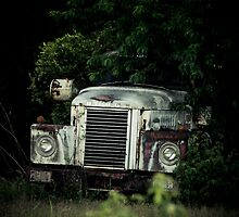 Old Dodge Truck by AlixCollins