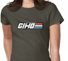 G.I. Ho Womens Fitted T-Shirt