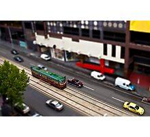 City Circle Miniature Photographic Print