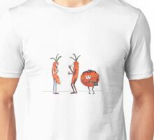 Come As You Are What You Eat Unisex T-Shirt