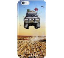 Are We There Yet?! Toyota iPhone Case/Skin