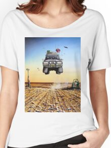 Are We There Yet?! Toyota Women's Relaxed Fit T-Shirt
