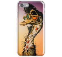 Elvis Emu iPhone Case/Skin
