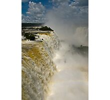 Iguazu Falls, Brazil Photographic Print
