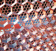 honeycomb lattice by Jimmy Joe
