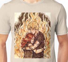 Heavenly Fire Unisex T-Shirt