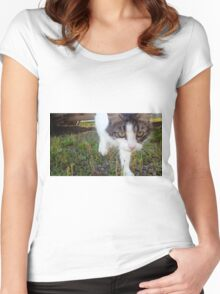 Penelope 2 Women's Fitted Scoop T-Shirt