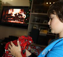 Christmas Morning by Erica Hurteau