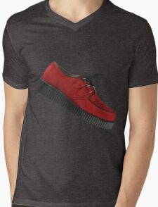 I LOVE CREEPERS Mens V-Neck T-Shirt