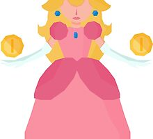 Princess PeachyPoo by britlynb