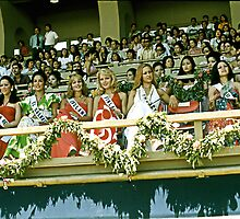 Miss Universe Contestants 1974 - 2 by cjkuntze