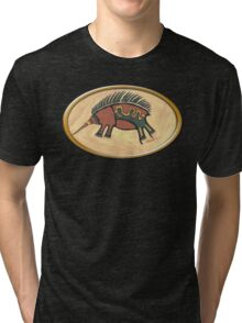 Echidna Tri-blend T-Shirt