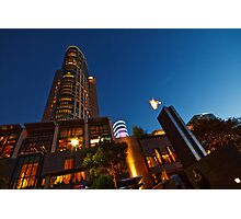 Crown Casino Photographic Print