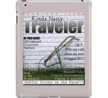 KINDA NASTY TRAVELER iPad Case/Skin