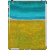 Chamisa in Bloom original painting iPad Case/Skin