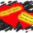 Love your heart by ZeeZeeshots