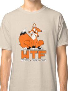 WTF - White Toed Fox Classic T-Shirt