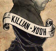 King of Diamonds: Captain Hook Sticker