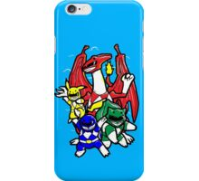 Pokerangers iPhone Case/Skin