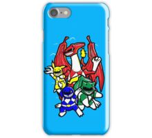 Pokerangers iPhone Case/Skin