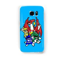 Pokerangers Samsung Galaxy Case/Skin