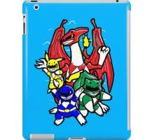 Pokerangers iPad Case/Skin
