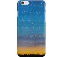 Western Stars original painting iPhone Case/Skin
