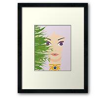 Khaleesi of the Great Grass Sea Framed Print