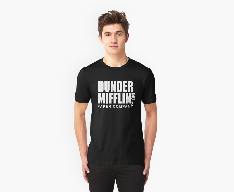 Dunder Mifflin by mr-tee