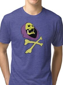 Pirate Skeletor Tri-blend T-Shirt