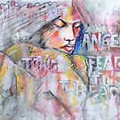 Where Angels Fear To Thread by Reynaldo