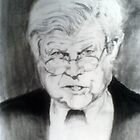 Edward Ted Kennedy by jikpe