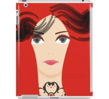 The Red Priestess iPad Case/Skin