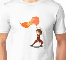 Fire Benders can Bend hot People  Unisex T-Shirt