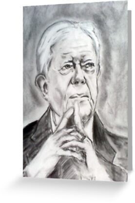 jimmy carter by jikpe