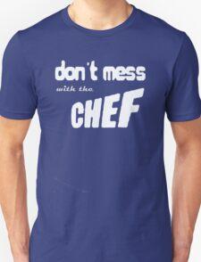Mens Chef Natural T-Shirt