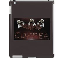 Spilling The Beans iPad Case/Skin