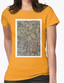 Mountain stream  Womens Fitted T-Shirt