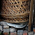 Discarded Basket by Steven  Siow