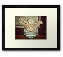 ©MS San Diego Temple IIIAT Framed Print