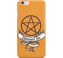 Blessed Be iPhone Case/Skin