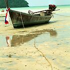 Longboat (1), Phuket, Thailand by blackadder