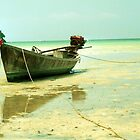 Longboat (3), Phuket, Thailand by blackadder