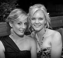 My Beautiful daughters by Dave  Gosling Designs